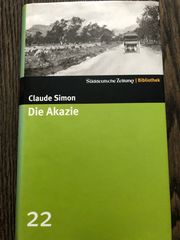 Die Akazie Claude Simon