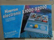 Kosmos Electronic X1000-X2000 Experimentierkasten