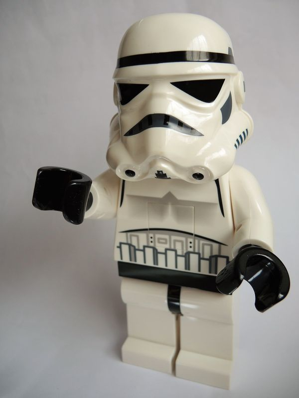 LEGO Star Wars Stormtrooper LED