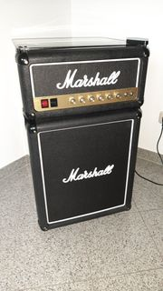 Marshall Halfstack - als Kühlschrank