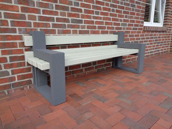 gartenmobel fur terrasse, moderne sitzbank für terrasse und garten in sögel - gartenmöbel, Design ideen