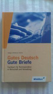 Gutes Deutsch - Gute Briefe Fachbuch