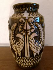 Bay Keramik Vase 960-25 60er