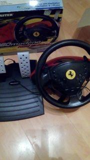 Ferrari Konsole mit