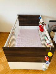 Gitternett Kinderbett