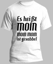 T-Shirt nach deinen Wünschen