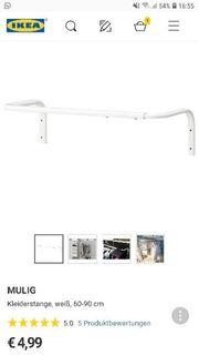 IKEA Kleiderstange MULIG