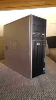 HP Workstation PC