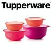 Aloha Schüssel Set 4 Tupperware
