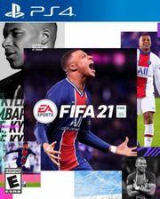 Fifa 21 original verpackt PS4