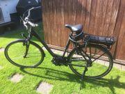 E - Bike Kalkhoff 28 neuwertig