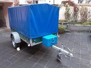 Saris PKW-Anhänger 750kg ungebremst