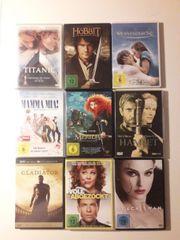 DVD Sammlung - 0 8 pro