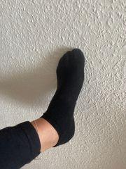 Verkaufe getragene Socken Unterwäsche und