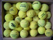 30 gebrauchte Tennisbälle u a