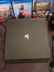 PS4 Pro 3 Spiele Gamingheadset