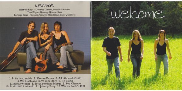 CD Welcome - A kläle meh