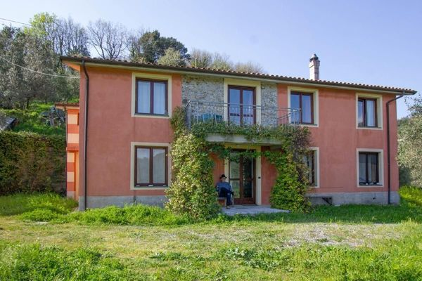 Landhaus mit Meerblick Nähe Cinque