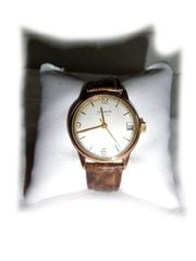 Elegante Armbanduhr von Glashütte