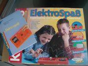 Kosmos Elektro Spaß