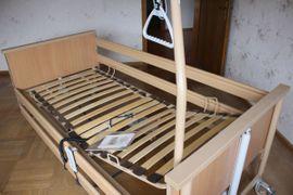 Pflegebett von Burmeier: Kleinanzeigen aus Bad Schönborn - Rubrik Medizinische Hilfsmittel, Rollstühle