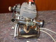 Benzinmotor 45cm3 toniclark