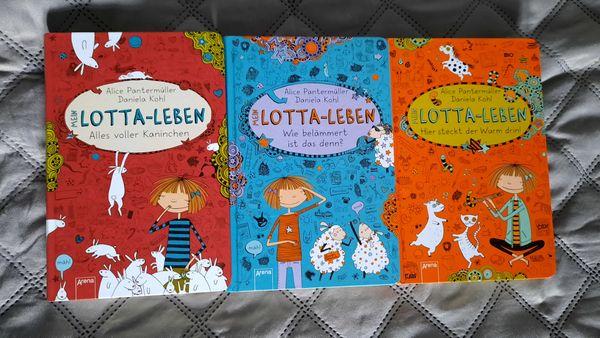 Lotta Leben Bücher