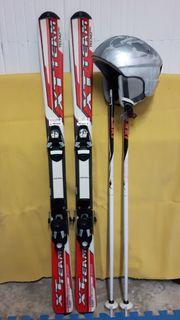 Ski-Set Carving für Kinder XT