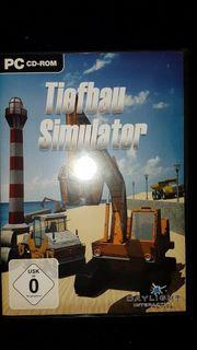 PC CDR-ROM Tiefbau Simulator USK