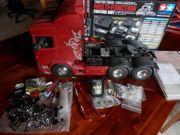 Tamiya Truck Scania R620 3