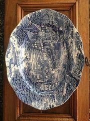 England Wedgwood Porzellan Platte 36cm