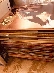 Schallplatten LP s