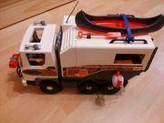 Playmobil Campingwagen Safari