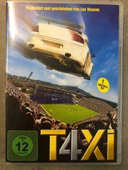 DVD T4XI mit Luc Besson