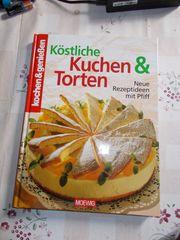 Köstliche Kuchen Torten