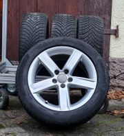 Alufelgen für Audi A4