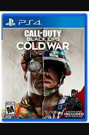 Cod Cold war ps4