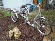 Behindertengerechtes Dreirad für Erwachsene