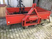 Traktorkippmulde Kippmulde hydraulisch Traktorzubehör