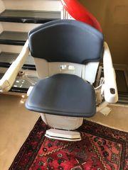 Nur noch 700 EUR Treppen-Sessel-Lift