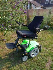 Permobil E-Rollstuhl M 400 Midwheeler