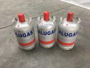 Alu Gasflaschen, 11kg