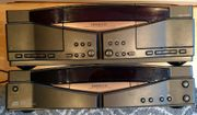 KENWOOD CD D-S300 Tapedeck X-W320