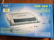 Digitaler DVB-T Receiver DSR 404T