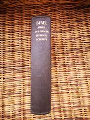 Bibel evangelisch 1969