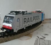 Modelleisenbahn Railpool E 186 103