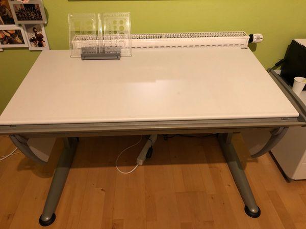 Moll Schreibtisch Runner Und Rollcontainer Medi Gebraucht In Hausen