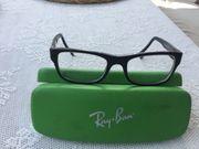 Kinderbrille Ray-Ban schwarz