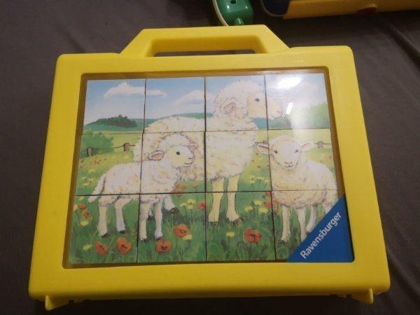 Ravensburger Würfelpuzzle 12teilig 4