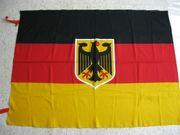 Grosse Deutschland Flagge Tuch mit